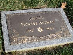 Pauline Altman
