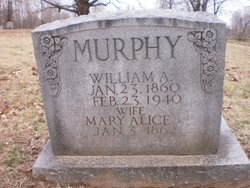 Mary Alice <i>Freedle</i> Murphy