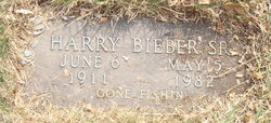 Harry William Bieber, Jr