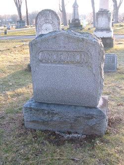 Sarah E. <i>Sickles</i> Anderson