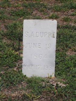 Sidney A. Dupree