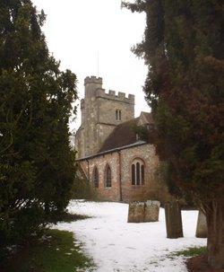 Little Missenden Churchyard