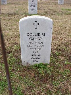 Dollie <i>McCulley</i> Gandy