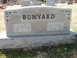 Lucille <i>Maston</i> Bunyard