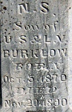 Nathaniel Stewart Burklow