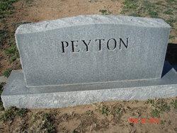 Betty F Peyton
