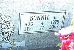 Bonnie J <i>Massey</i> Fender