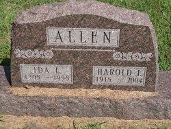 Ida L. <i>Fletcher</i> Allen