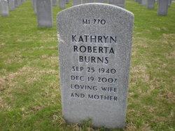 Kathryn Roberta Burns