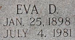 Eva Dora Daisy <i>Armstrong</i> Curb