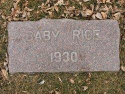 Herbert Rice, Jr