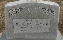 Mona Mae Pokey <i>McDaniel</i> Wassom