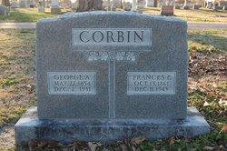 Frances Elizabeth Fannie <i>Jaggers</i> Corbin
