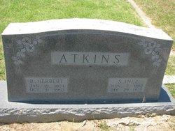 Sarah Inez <i>Ellis</i> Atkins