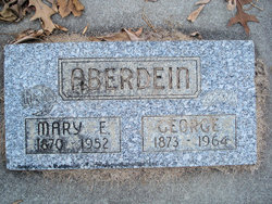 Mary Elizabeth Aberdein