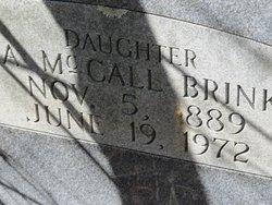 Edna McCall Brinkley