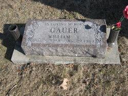 William Thomas Gauer