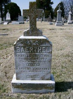 Charles Baerthel