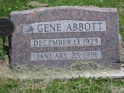 E. Eugene Gene Abbott