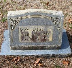 May <i>Sloan</i> Baggett