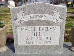 Maude Evelyn <i>Pendleton</i> Bell