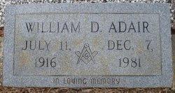 William Dumas Adair