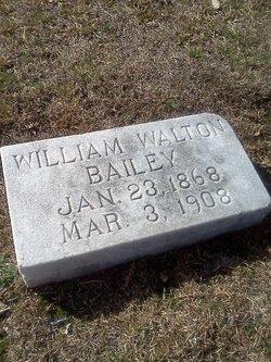 William Walton Bailey