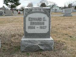 Edwin G Edward Brosius