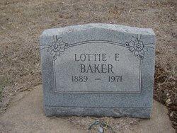 Lottie F. Baker