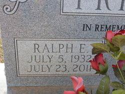 Ralph Edward Red Frick