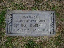 Guy Harold Aderholt