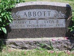 Harry Earl Abbott