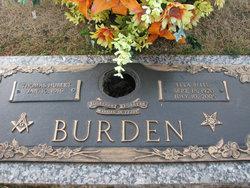 Lela Belle <i>Norton</i> Burden