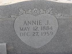 Annie <i>Jones</i> Croft