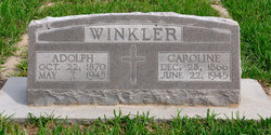 Caroline Ann <i>Christ</i> Winkler