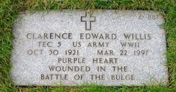Clarence Edward Willis