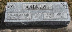 Iowa Belle <i>Veatch</i> Andrews