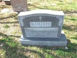 Margaret Cornell <i>Rhett</i> Knoth
