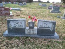 Lena Inez <i>Hunt</i> Belt