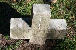 E Franklin Adams