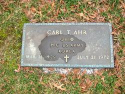 Carl T. Ahr