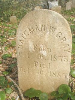 Bateman W. Gray