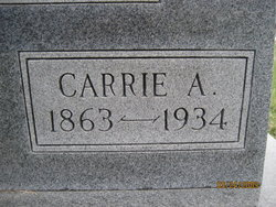 Caroline Alice Carrie <i>Almond</i> Barrow