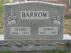 Jessie <i>Payne</i> Barrow