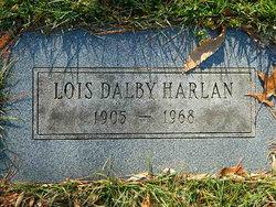 Lois <i>Dalby</i> Harlan