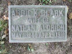 Abbie K. <i>Clark</i> Aldrich