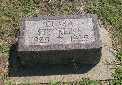 Clara Steckline