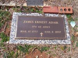 James Ernest Adair