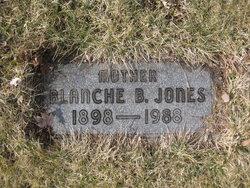 Blanche <i>Fischer</i> Jones