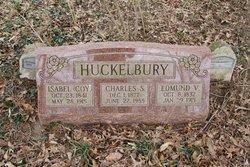Charles S Huckelbury